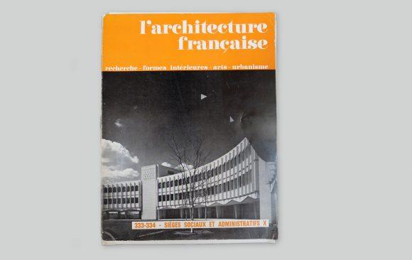 revue architecture française