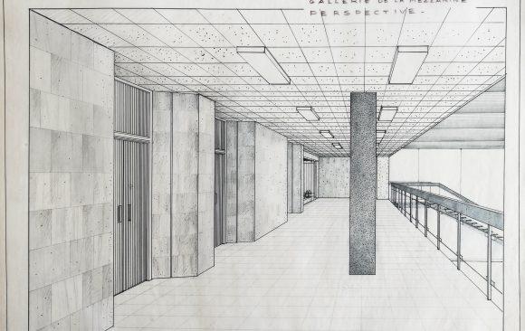 Mezzanine (archives)